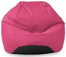 Rucomfy Kids Classic Indoor/Outdoor Beanbag - Pink