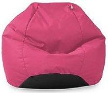 Rucomfy Kids Classic Indoor/Outdoor Beanbag - Pink