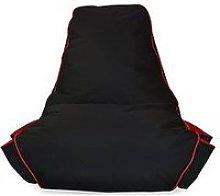 Rucomfy Kids Gamer Beanbag Chair - Red