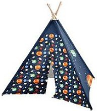 Rucomfy Kids Teepee Play Tent - Outer Space