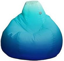 Rucomfy Ombre Gradient Extra Large Classic Beanbag