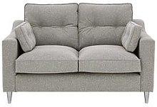 Rufus Fabric 2 Seater Sofa