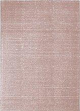 Rug, 160 cm x 230 cm, Nude Pink