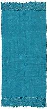 Rug, 50 x 120 cm, Lagoon Blue