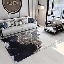 Rug Carpets For Room Modern Gradient Abstract Art