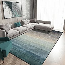 Rug childrens rugs for playroom Blue yellow gray
