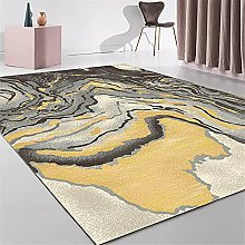 Rug childrens rugs for playroom Yellow gray