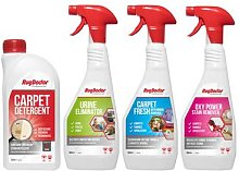 Rug Doctor Carpet / Upholstery Cleaning Solutions