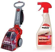 Rug Doctor Deep Carpet Cleaner, Red & Rug Doctor