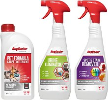 Rug Doctor Pet Carpet Cleaning Solution