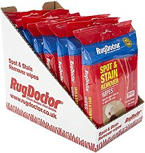 Rug Doctor Spot and Stain Wipes(Pack of 8)