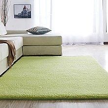 Rug,Fluffy Solid Color Non-Shedding Super Soft