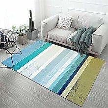 rug for bedroom Blue Living Room Carpet