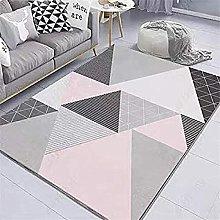 rug for bedroom Gray Pink Carpet Living Room