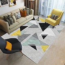 rug for bedroom Living Room Carpet Gray Rectangle
