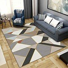 rug for bedroom Office Carpet Geometric Color