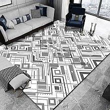 Rug For Bedroom Out Door Rug Gray geometry design
