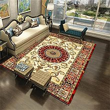 Rug For Bedroom Patio Rugs Red Vintage Design