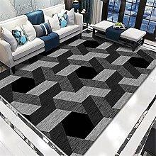 rug for bedroom Salt carpet deep gray blur