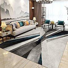 Rug For Bedroom Simple Stripe Soundproof Carpet