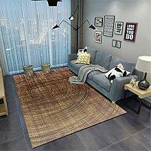 Rug For Bedroom Underlay Carpet Creative geometric