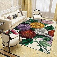 Rug For Bedrooms Beach Rug Flower modern