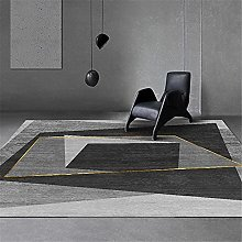 Rug For Bedrooms Simple And Simple Geometric Art