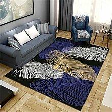rug for childrens room Bedroom carpet blue big