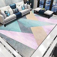 rug for childrens room Living room rug blue pink