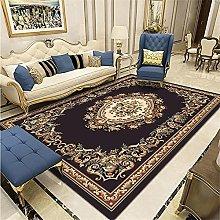 rug for childrens room Salon carpet brown vintage