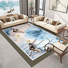 Rug For Living Room Carpet Bedroom Creative