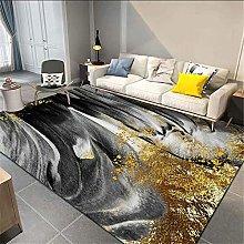 rug for living room Grey Golden Carpet Living Room