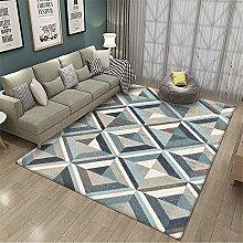 rug for living room Living Room Geometric Triangle