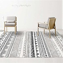 Rug For Living Room Minimalist National Style