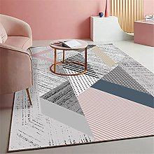 Rug For Living Room Modern abstract geometric