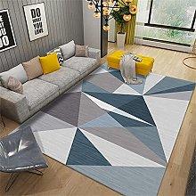 Rug For Living Room Modern Style Rugs Blue gray