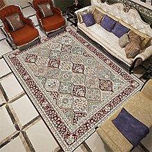 rug for living room Red carpet, antibacterial