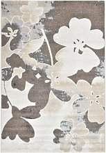 Rug Grey 80x150 cm PP VD03193 - Hommoo