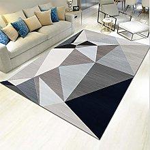 rug Modern Short-pile Effect Decorative carpet -