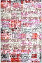 Rug Multicolour 80x150 cm PP VD03213 - Hommoo