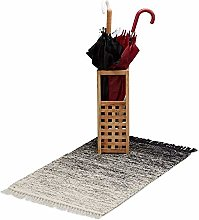 Rug Rag 90 x 60 cm, Handwoven, Made of Cotton,