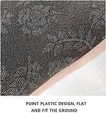 Rug Rectangle Ultra Soft Area Rugs Black gray