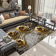Rug Rectangle Ultra Soft Area Rugs Brown shape
