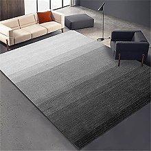 Rug rug for bedroom Gray gradient design living