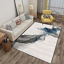 Rug rug for living room Blue gray living room