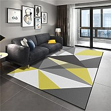 rug runners for hallways Yellow carpet, triangle