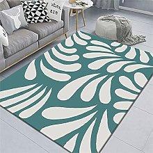 rug sale Blue carpet, simple office chair cushion,