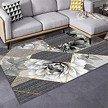 rug sale Gray carpet, balcony floor wear and