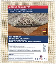 RugMasters Area Rug Gripper Pad, 120 x 120 cm Made