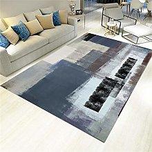 RUGMRZ Abstract Art Style beautiful Carpet Gray